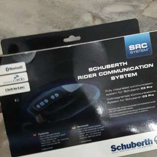 Schuberth Communication System