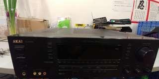 AV Surround Amp