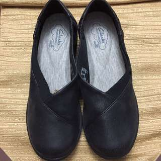 Clarks Cloud Steppers Lady's Flat