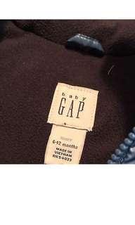 REDUCE GAP baby winter/fall jacket