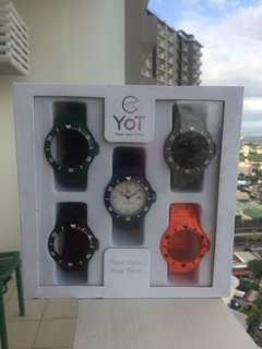 Your Own Time Watch Set