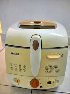 Philips Fryer 800g removable bowl with Timer