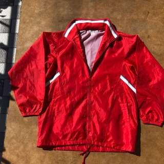 Vintage Asics Windbreaker Track Top Jacket