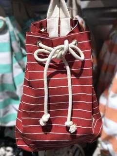 PO BKK - Canvas backpack