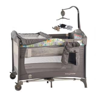 BABY CENTER BABY CRIB SLEEP & PLAY