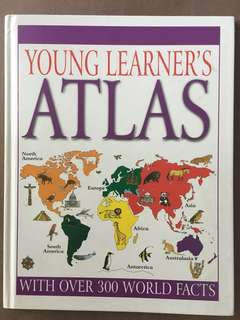 Young learner's Atlas (Hardcover)