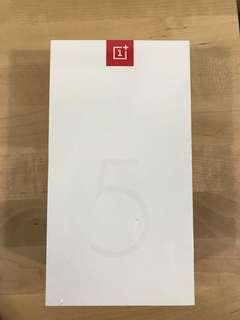 OnePlus 5T 128Gb 64Gb also got Black sealed set