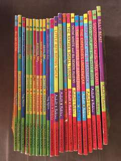 Seriously Silly Story 22books