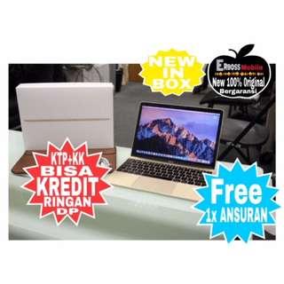 """MacBook MLHF2 Gold M5/8/512GB/12""""-Cash/Kredit ditoko ktp+kk bisa wa;081905288895"""