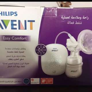 Philips avent single electric pump
