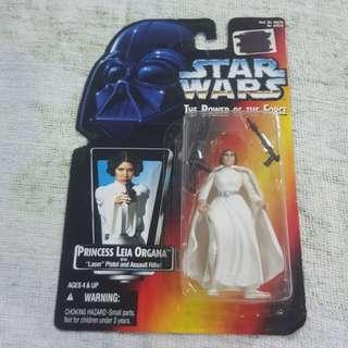 Legit Brand New Sealed Kenner Star Wars Princess Leia Organa Laser Pistol Assault Rifle Toy Figure