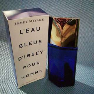 Issey Miyake L' eau Bleue D'issey Pour Homme. 75ml