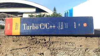 Turbo C/ C++ Computer Programming