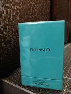😍💝現貨  Tiffany & Co.  EDP香水 50ml