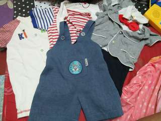 Baby Boy Romper(As Pack)