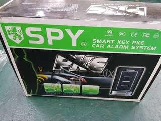 Pke spy alarm
