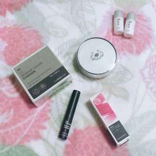 The Face Shop Combo CC Cushion + Ink Gel Stick