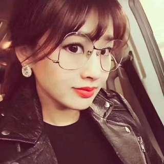 超級特別有型 平光鏡 小雲眼鏡 女神眼鏡 文青眼鏡