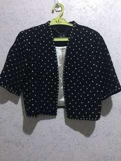 A/X studded blazer