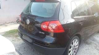 Volkswagen Golf mk5 1.6 fsi Wald