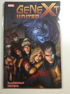 Marvel, GeNEXT:United, TPB, NM