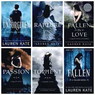 Lauren Kate (Fallen Series)