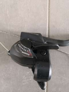 Shimano Tourney TX Rear 8 Speed Shifter/Brake Lever With Cable