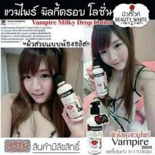 Lotion pemutih thailand