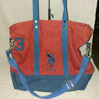 Original US Polo Association Dual sling bag not Ralph Lauren