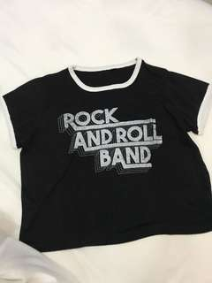Rock and roll Tee/T-Shirt