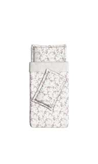 IKEA Single Quilt Cover and 2 Pillowcases