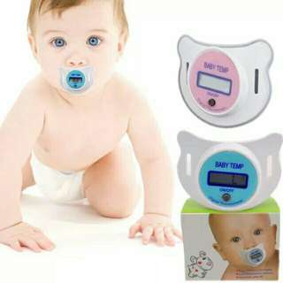 Baby temp. Measuring LCD digital thermometer
