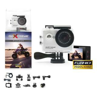 Sealed/Brand New GoXtreme Pioneer Action Camera Full HD