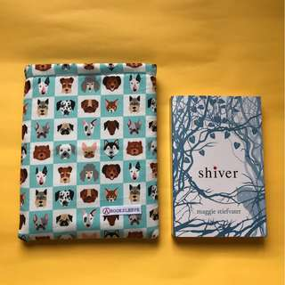 Doggies Book Sleeve