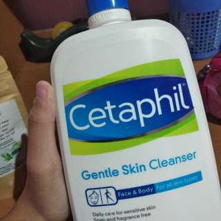 Cetaphil gentle skin 1000ml