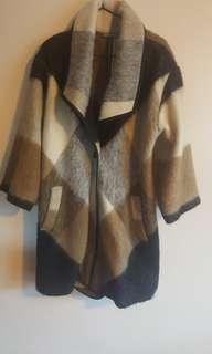 Susans oversized coat