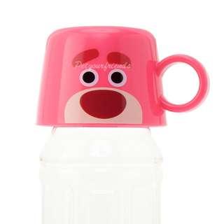 日本迪士尼代購 Lotso 樽蓋膠杯