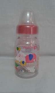 Pigeon 120ml Slim Bottle Red
