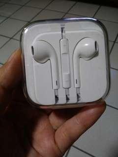 Original earphone for iphone