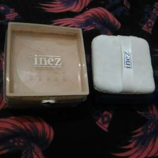 Inez satin smooth face powder