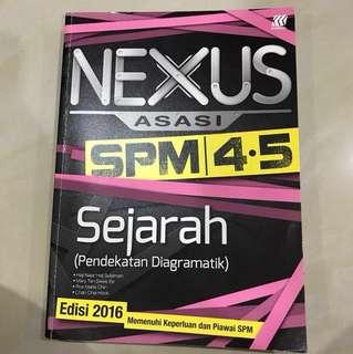 Nexus sejarah form4/5