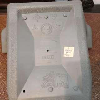 Car seat booster
