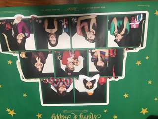 Twice merry n happy poster