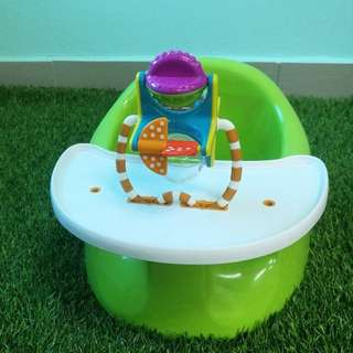 Prince lionheart bebepod baby set (Similar to bumbo)