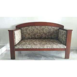 3 seated antique sofa