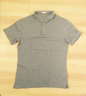 Authentic Burberry Brit Gray Polo Shirt