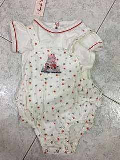 Bb Jumper set 6-9months