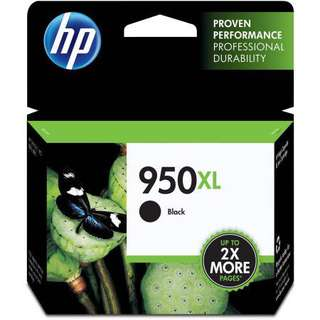 HP 950XL Original ink cartridge (with receipt of purchase)