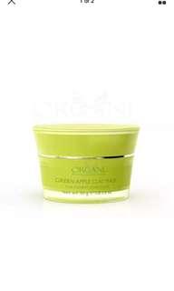 Brand New Organi Green Apple Clay Mask RRP$62.00