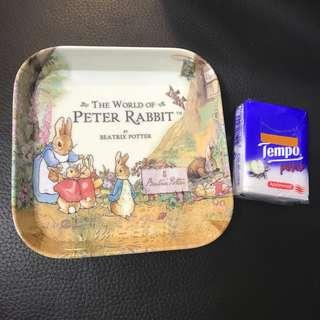 正版peter rabbit彼得兔/比得兔膠盆仔